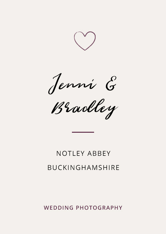 Cover image for Bradley & Jenni's Notley Abbey wedding blog post