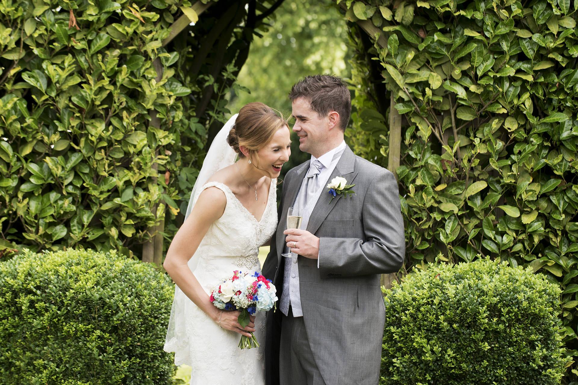 Wedding at Plum Park