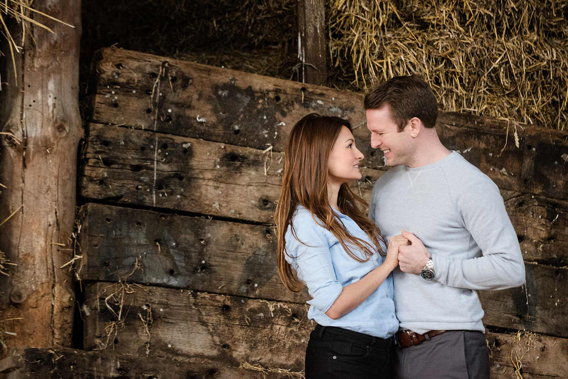A pre-wedding shoot in Lamport