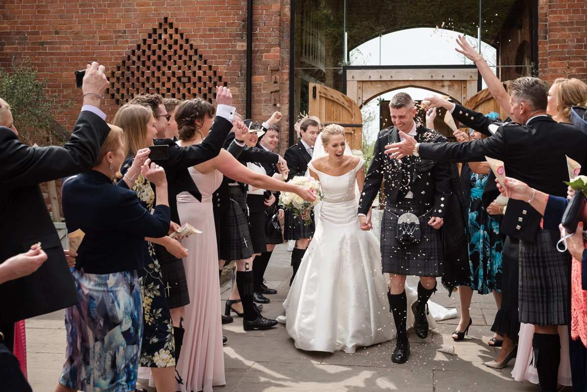Jon & Beth's elegant rustic wedding at Shustoke Farm Barns (36)