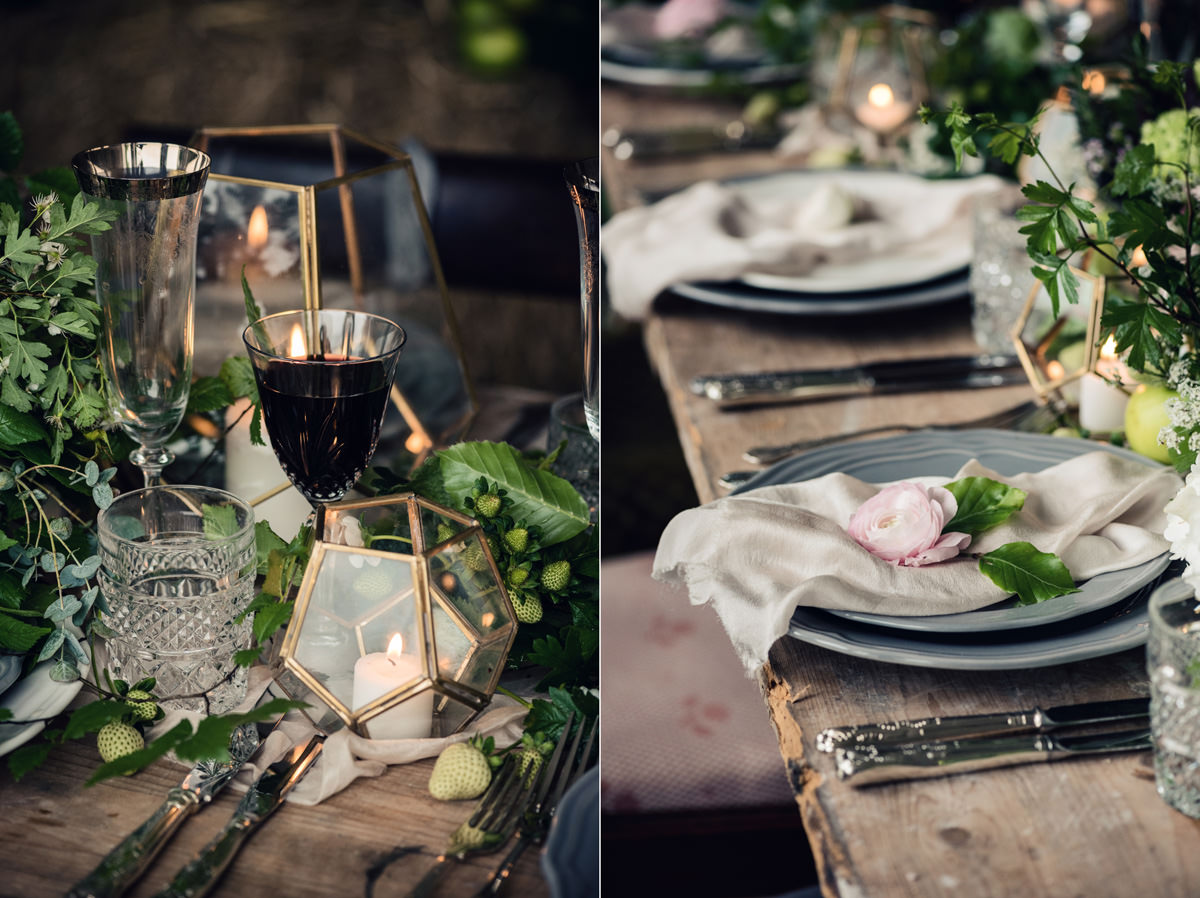 A rustic wedding themed editorial photo shoot at Norwood Park in Nottingham (35)