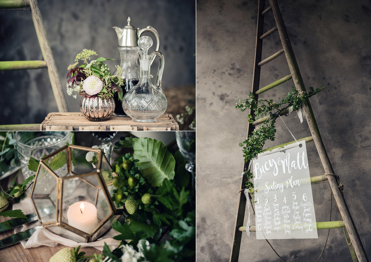 A rustic wedding themed editorial photo shoot at Norwood Park in Nottingham (33)