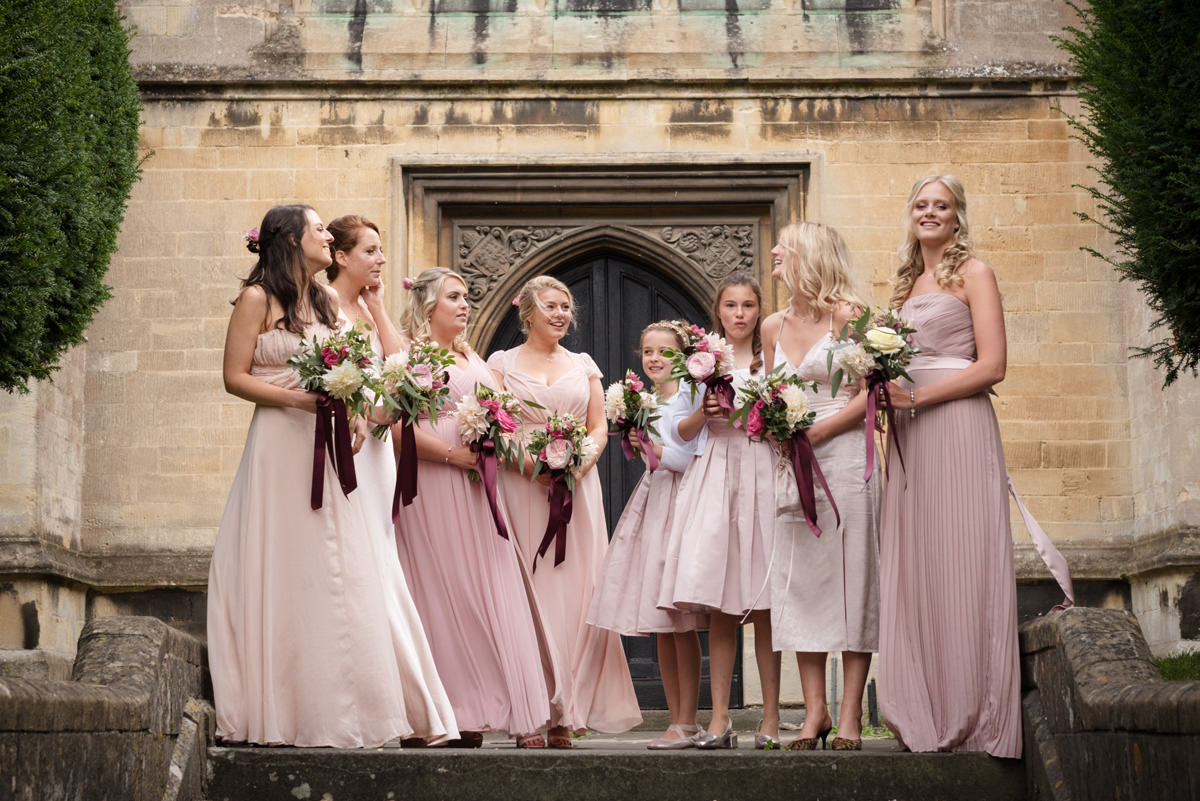Joe & Isabella's wedding photos at Calne Church (7)