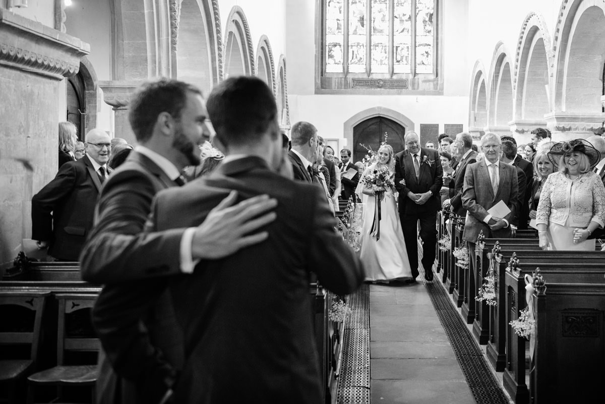 Joe & Isabella's wedding photos at Calne Church (10)