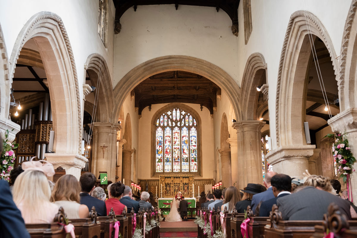 Joe & Isabella's wedding photos at Calne Church (18)