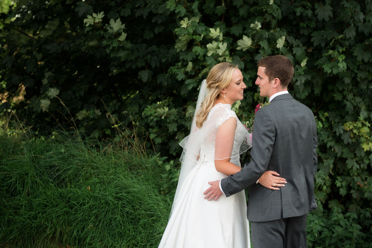 Joe & Isabella's wedding photos at Wick Bottom Barn in Rockley (31)