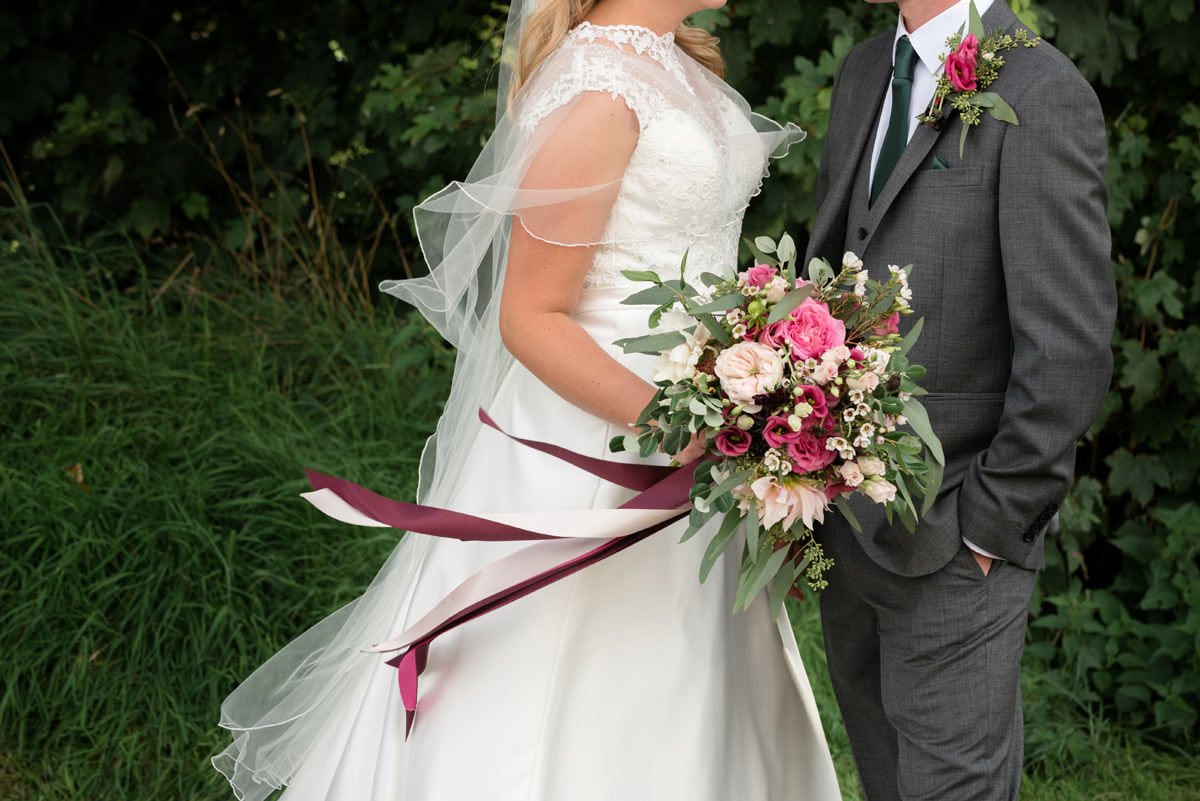 Joe & Isabella's wedding photos at Wick Bottom Barn in Rockley (32)