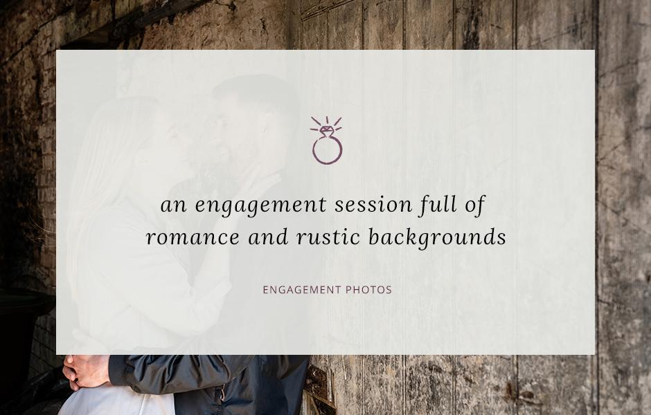 Ben & Victoria's engagement photos at Manor Farm in Lamport, Northampton (1)