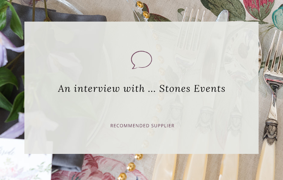 An interview with Stones Events, Wedding Caterers in Northampton (10)