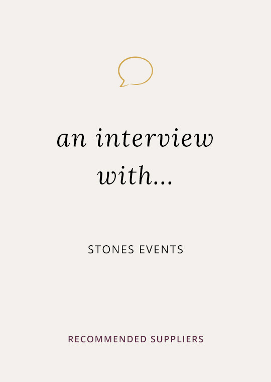 An interview with Stones Events, Wedding Caterers in Northampton (7)