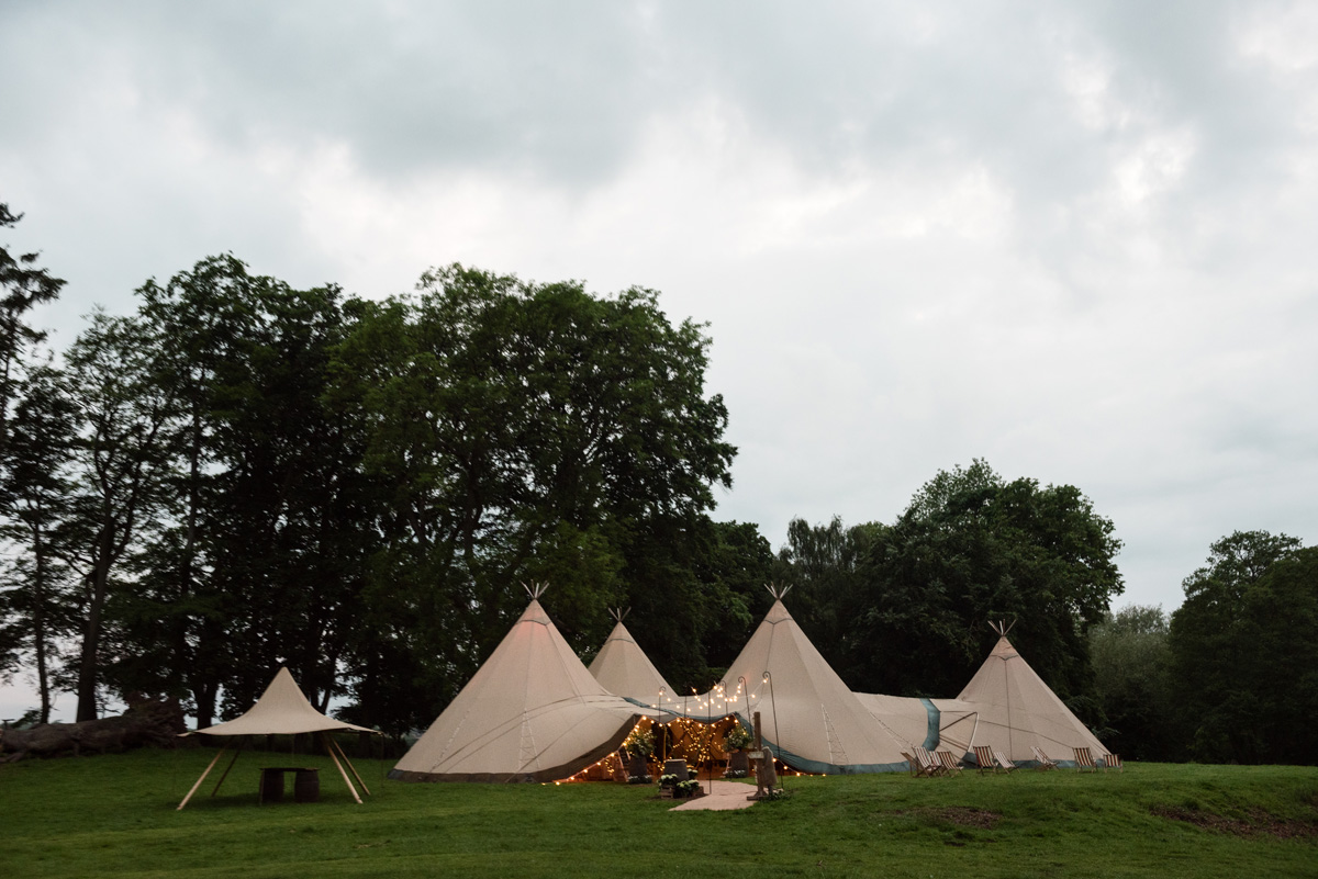 Pipewell Hall, an outdoor & tipi wedding venue in Northants (19)