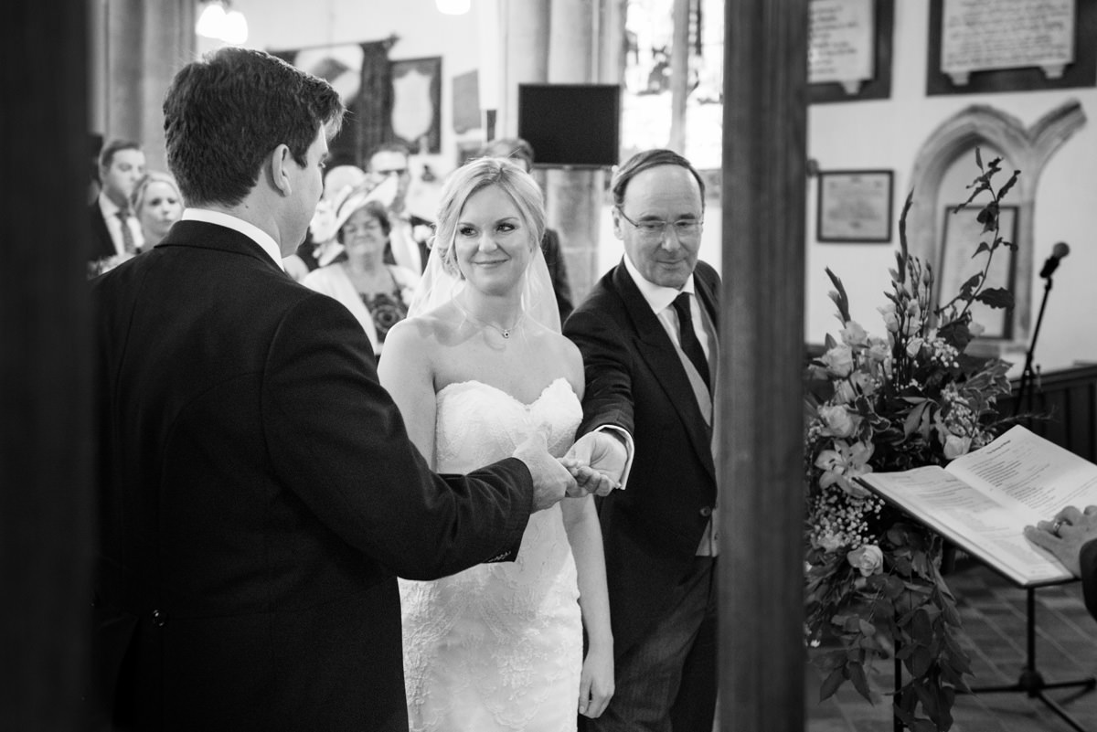 Tom & Olivia's Wedding at Houghton on the Hill church & Kelmarsh Hall, Northampton (30)