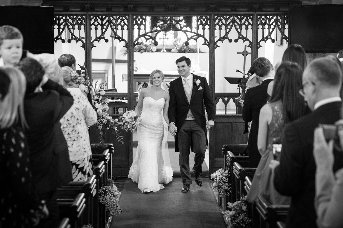 Tom & Olivia's Wedding at Houghton on the Hill church & Kelmarsh Hall, Northampton (25)