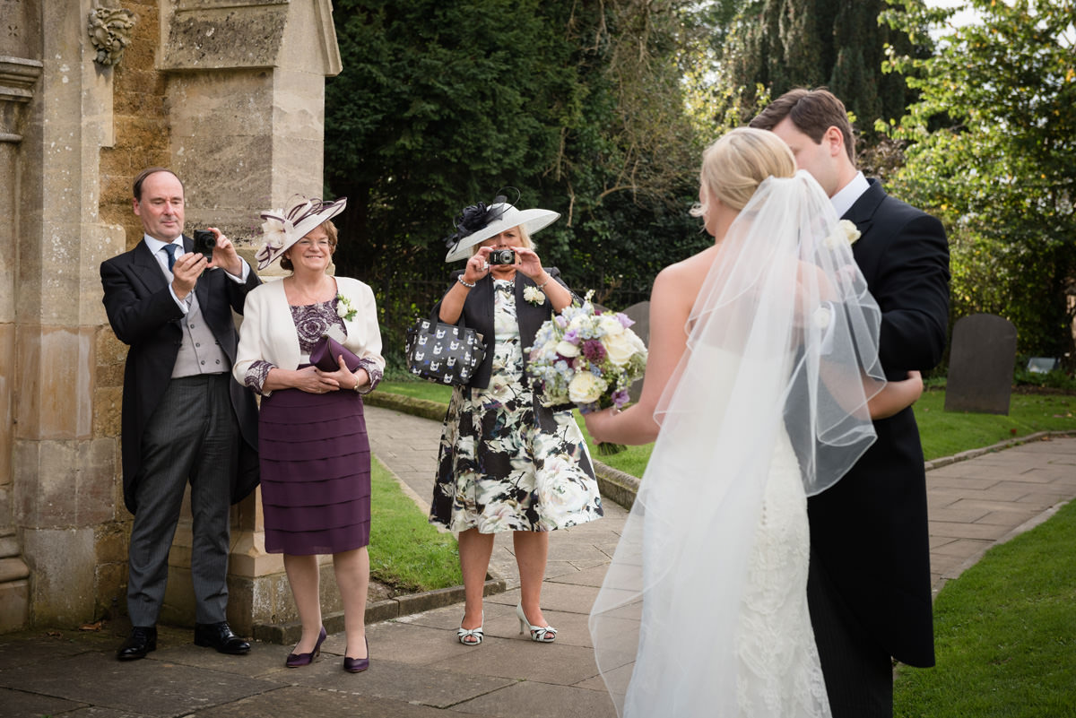 Tom & Olivia's Wedding at Houghton on the Hill church & Kelmarsh Hall, Northampton (24)