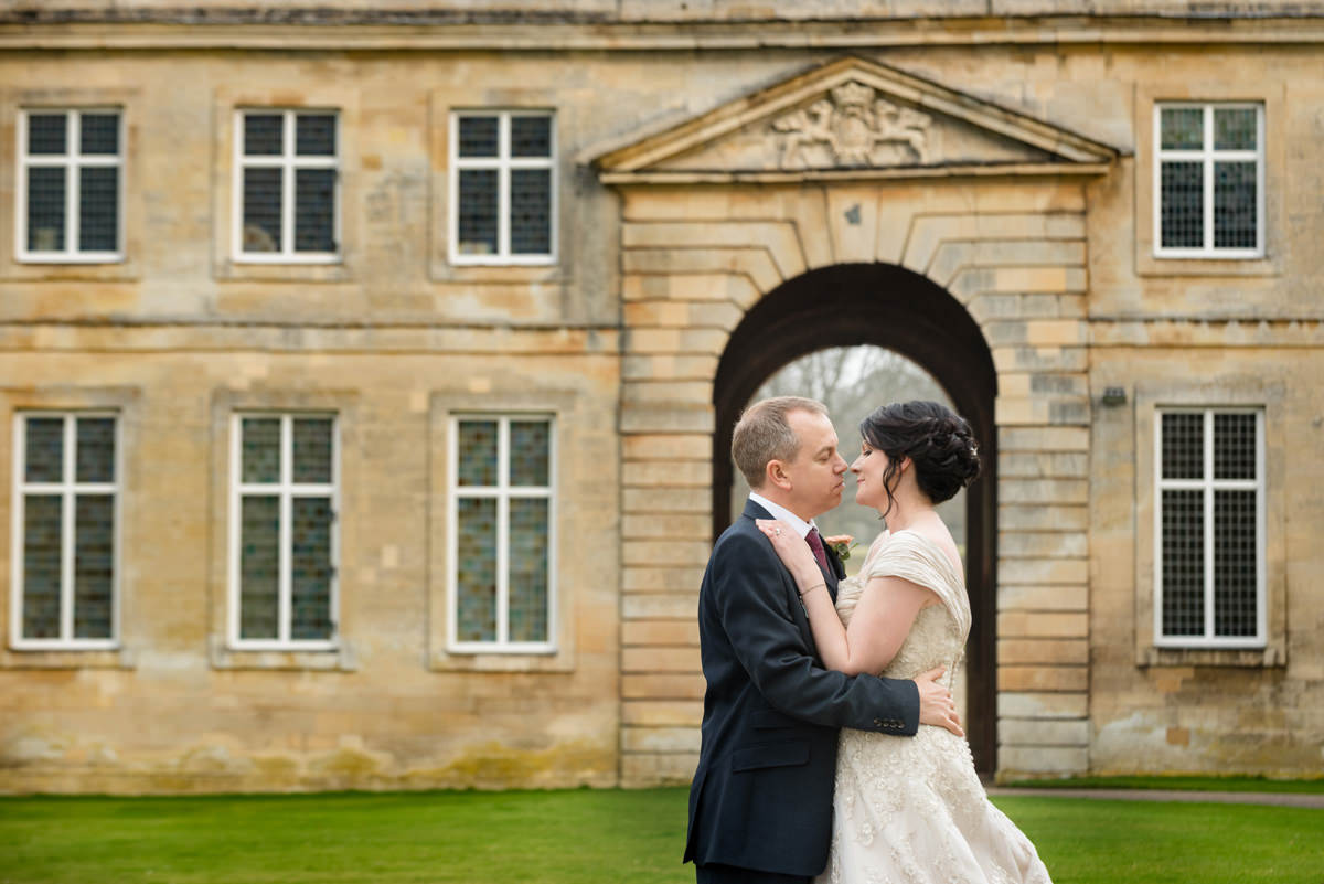 Clive & Julie's Post-Wedding Portrait Shoot at Boughton House in Northants (4)