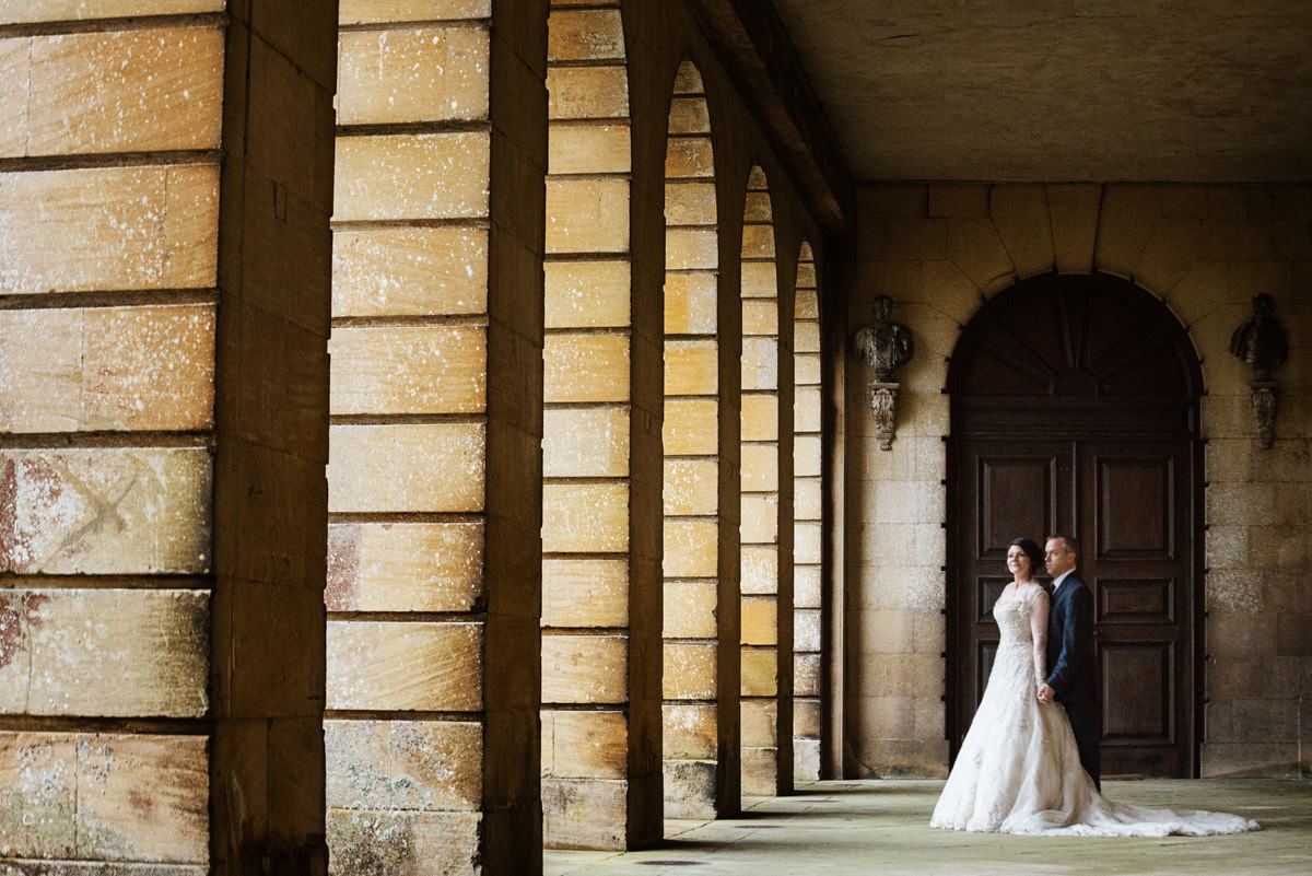 Clive & Julie's Post-Wedding Portrait Shoot at Boughton House in Northants (5)