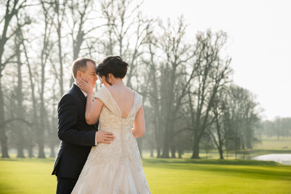 Clive & Julie's Post-Wedding Portrait Shoot at Boughton House in Northants (7)