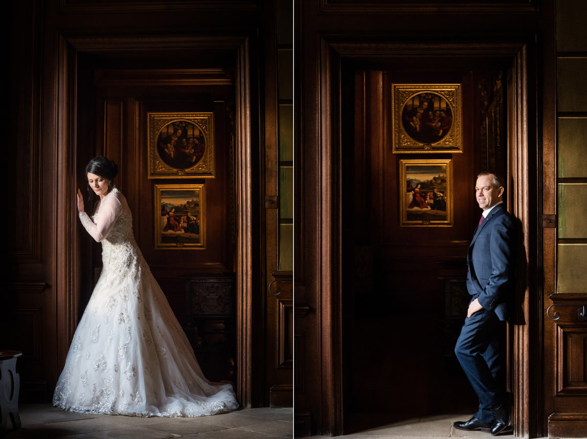 Clive & Julie's Post-Wedding Portrait Shoot at Boughton House in Northants (12)