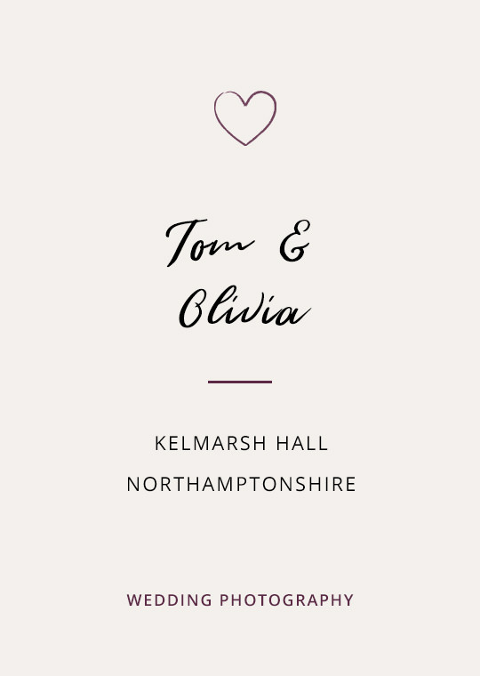 Cover image for Tom & Olivia's Kelmarsh Hall wedding blog post