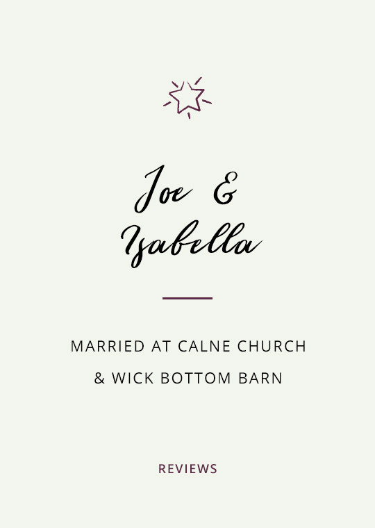 A review of Sarah Vivienne Wedding Photography by Joe & Isabella (4)