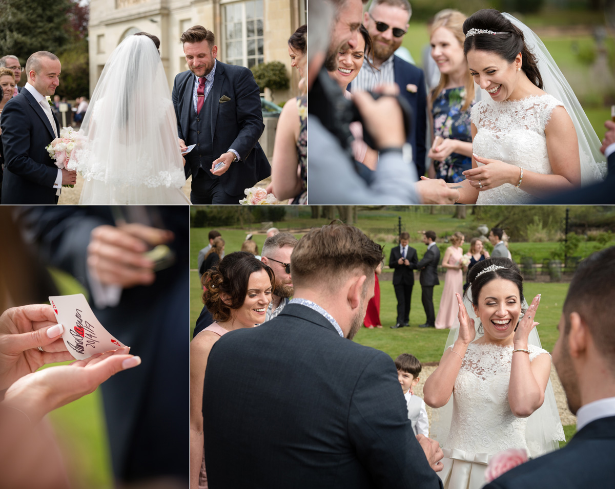 Will & Louisa's wedding photos at The Sculpture Gallery, Woburn Abbey (11)