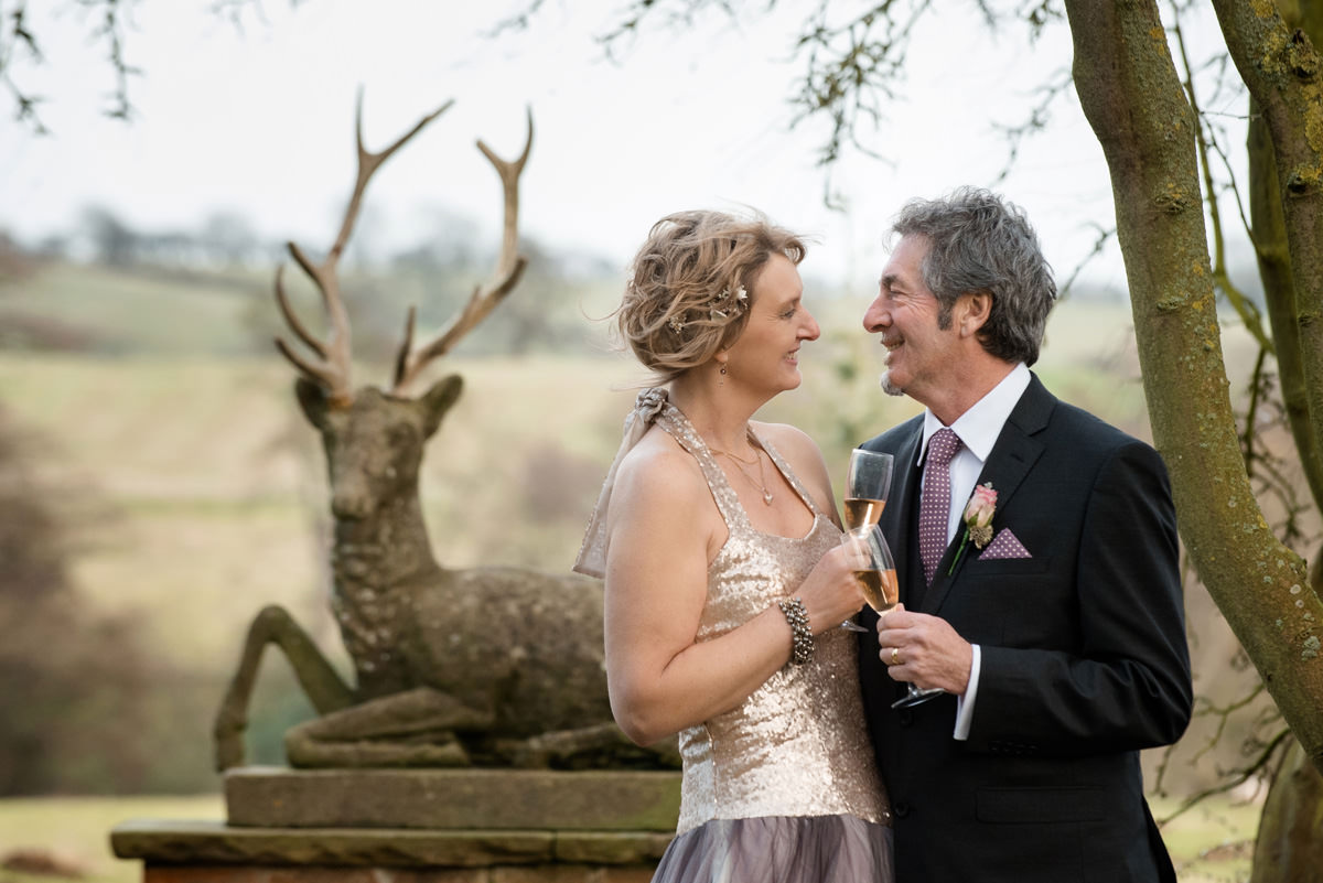 Terry & Alison's wedding photography at Fawsley Hall, Northamptonshire (11)