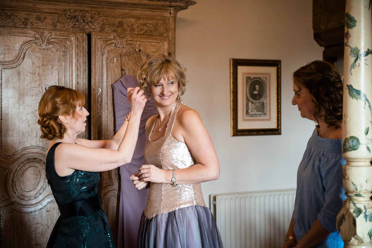 Terry & Alison's wedding photography at Fawsley Hall, Northamptonshire (26)