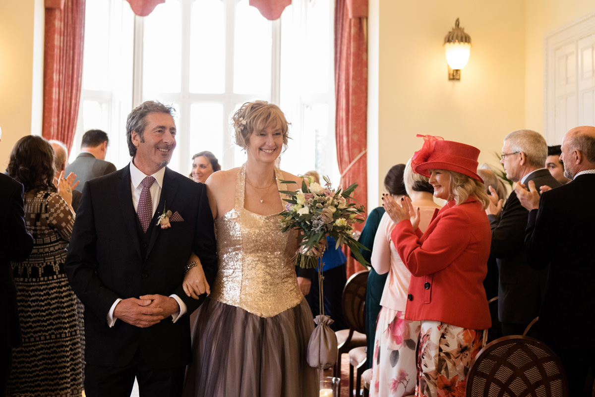 Terry & Alison's wedding photography at Fawsley Hall, Northamptonshire (39)