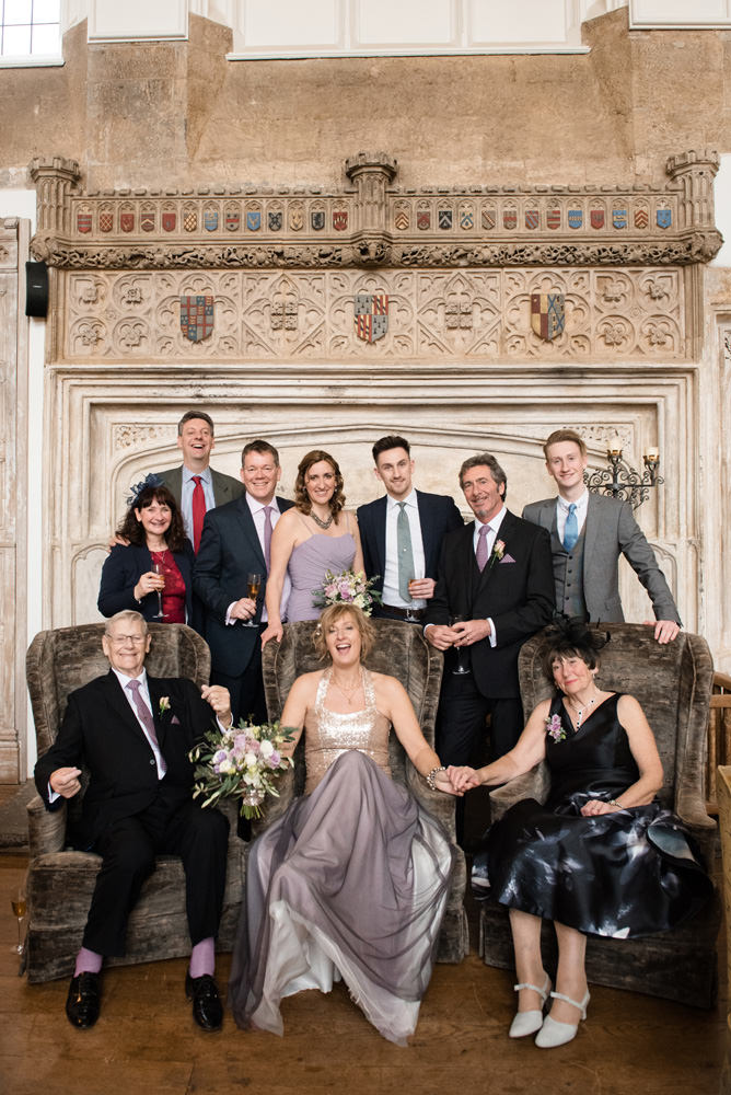 Terry & Alison's wedding photography at Fawsley Hall, Northamptonshire (45)