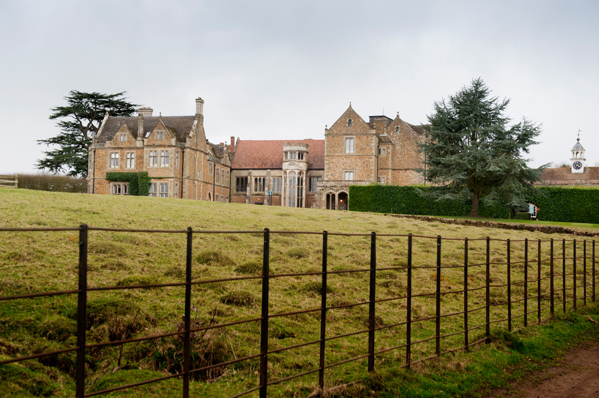Fawsley Hall wedding venue near Daventry