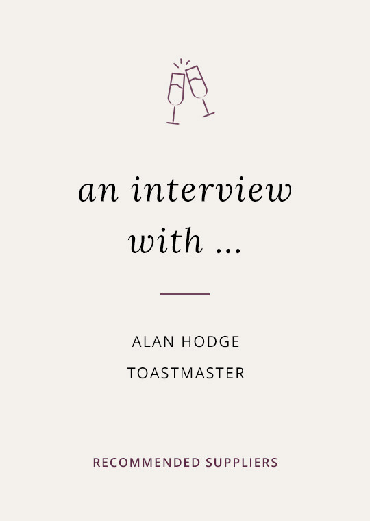 Alan Hodge Toastmaster blog post cover image