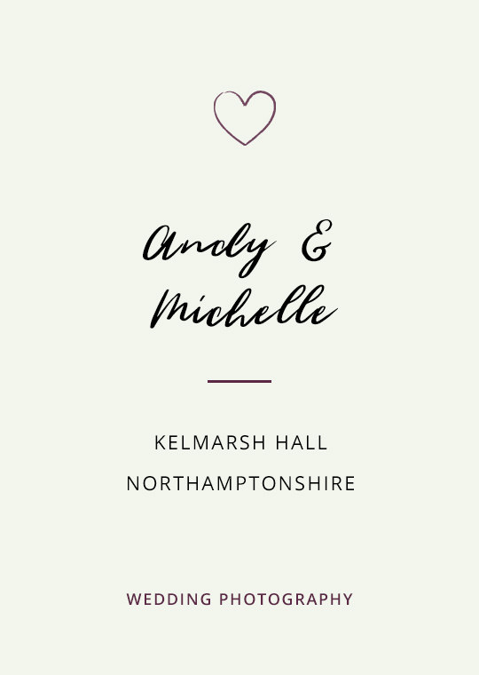 Cover image for Andy & Michelle's Kelmarsh Hall wedding blog post