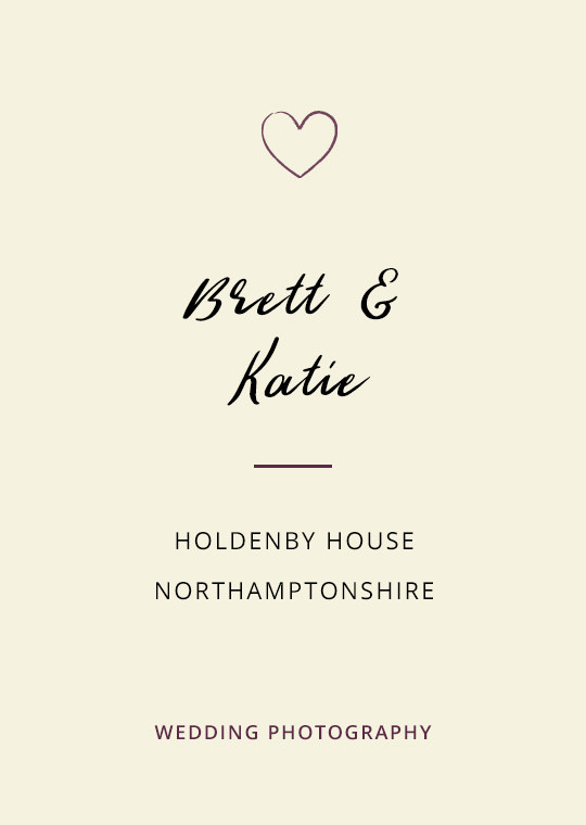 Cover image for Brett & Katie's Holdenby House wedding blog post