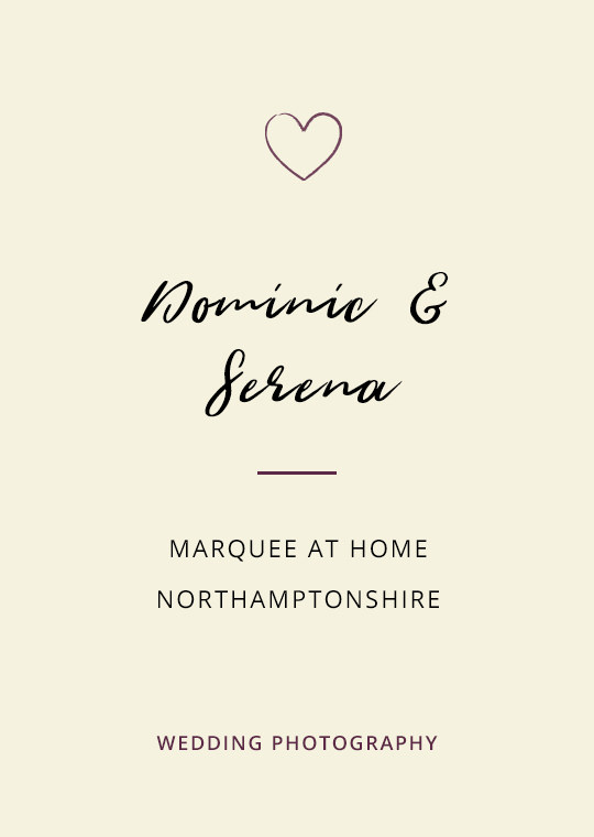 Cover image for Dominic & Serena's marquee wedding blog post