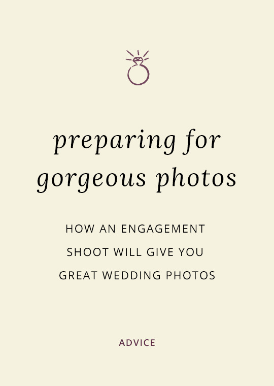 The benefits of a pre-wedding shoot blog post cover image