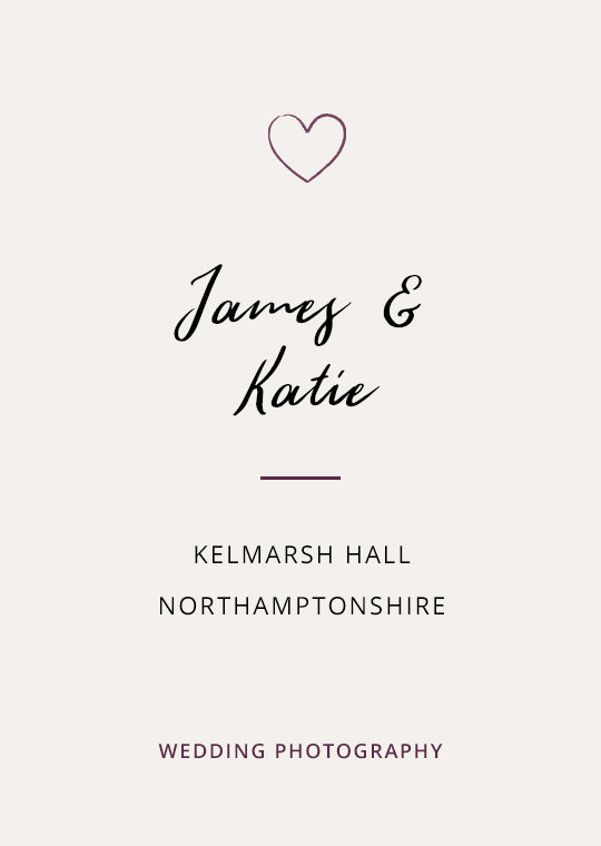 Cover image for James & Katie's Kelmarsh Hall wedding blog post