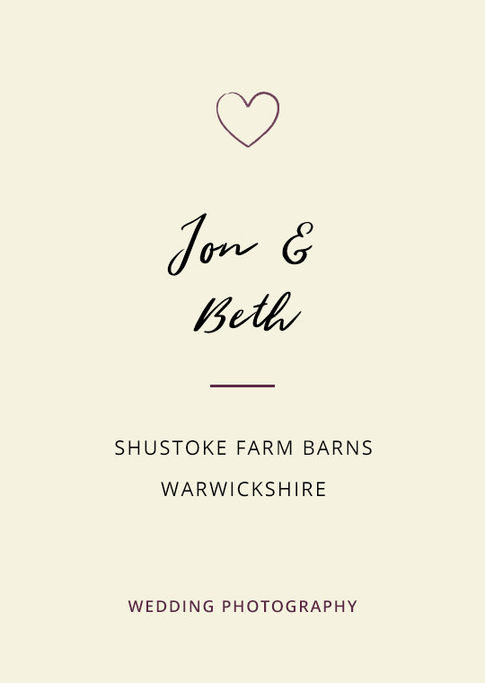 Cover image for Jon & Beth's Shustoke Farm Barns wedding blog post