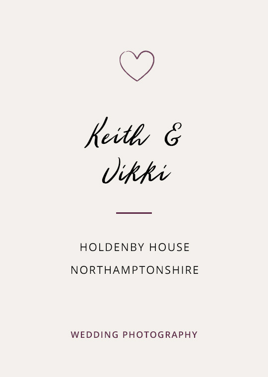 Cover image for Keith & Vikki's Holdenby House wedding blog post