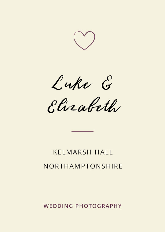 Cover image for Luke & Liz's Kelmarsh Hall wedding blog post