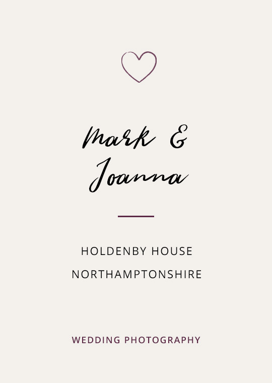 Cover image for Mark & Joanna's Holdenby House wedding blog post