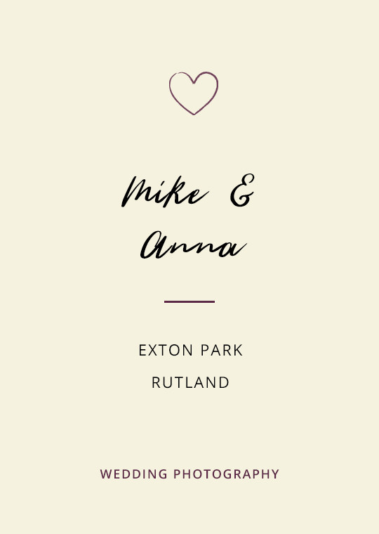 Cover image for Mike & Anna's Exton Park wedding blog post