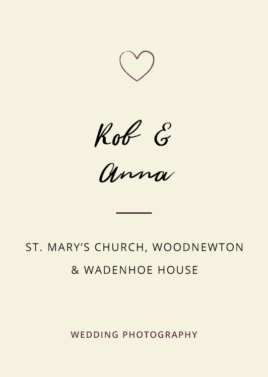 Cover image for Rob & Anna's Wadenhoe House wedding blog post
