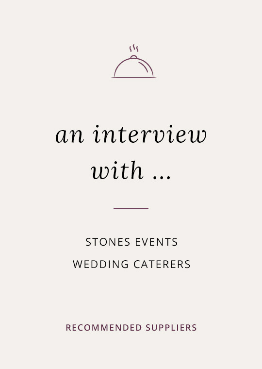 Stones Events blog interview cover image