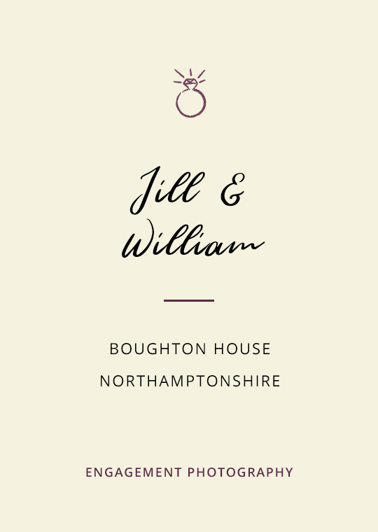 Cover image for blog post about Jill & William's pre-wedding shoot