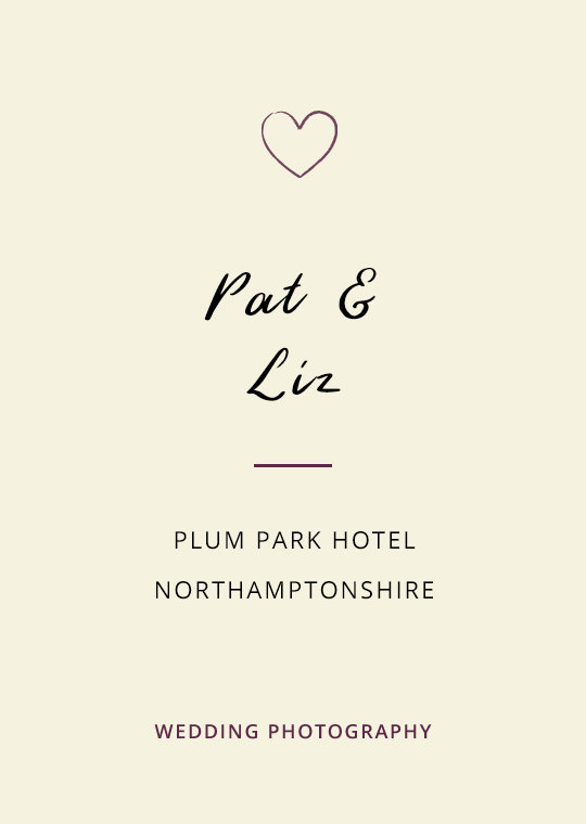 Cover image for blog post about Pat & Liz's wedding at Plum Park