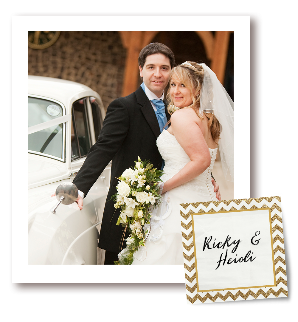 Review of Sarah Vivienne Photography by Ricky & Heidi
