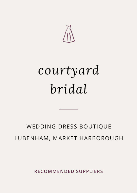 Courtyard Bridal Boutique Lubenham 2003