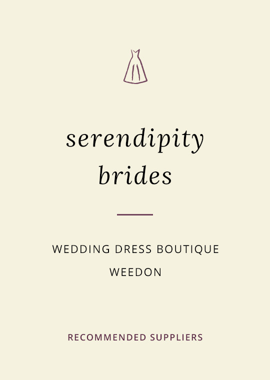 Serendipity Brides Weedon 2015