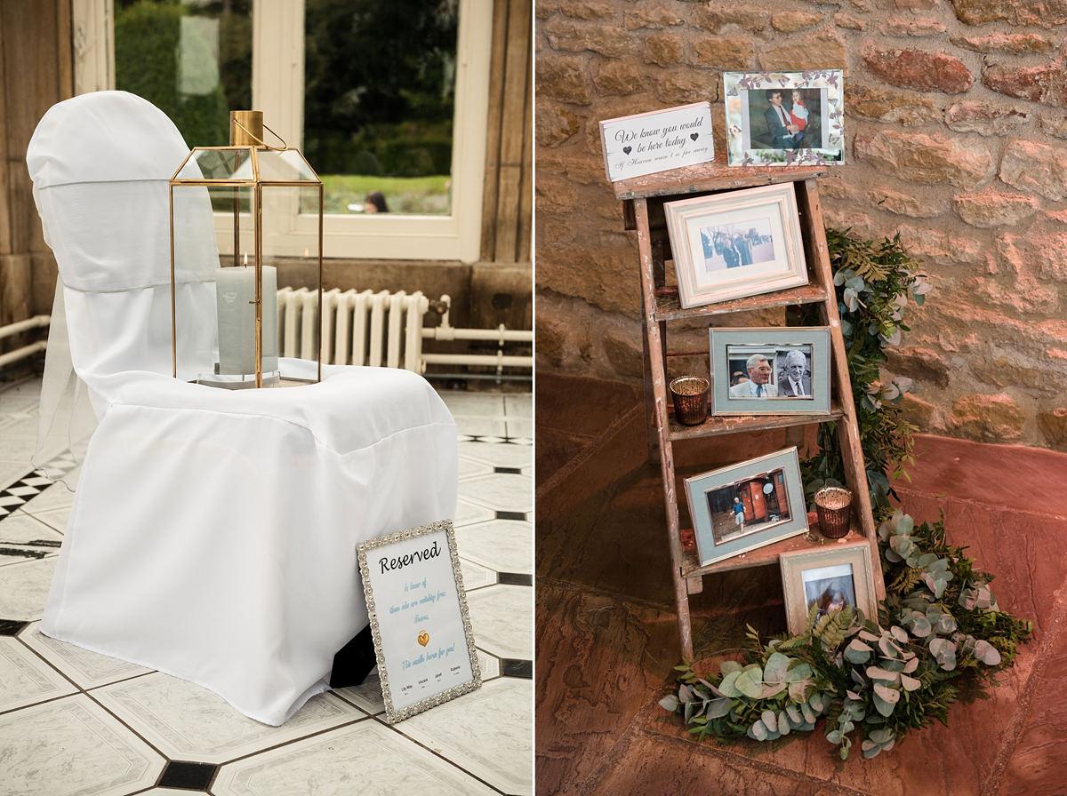 Ways to include lost loved ones in wedding ceremonies
