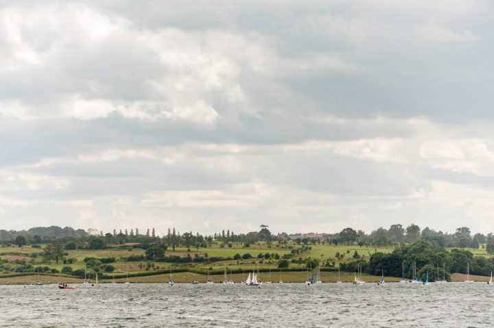View of Rutland Water from Normanton Church